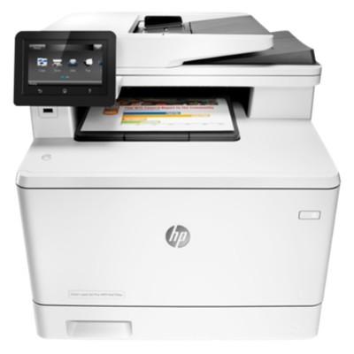 HP Inc. CF379A#BGJ Color LaserJet MFP M477fdw
