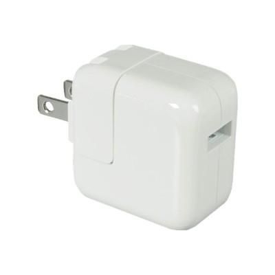 Axiom Memory MD836LL/A-AX AX - Power adapter - 12 Watt (USB (power only)) - for Apple 12.9-inch iPad Pro  9.7-inch iPad  9.7-inch iPad Pro  iPad mini 2  4  iPho