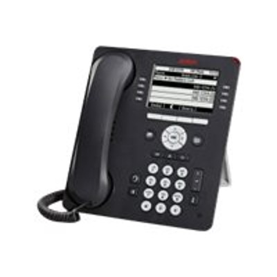 Avaya 700510905 9608G IP Deskphone - VoIP phone - H.323  SIP - 8 lines (pack of 4)