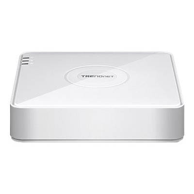 TRENDnet TV-NVR104 TV-NVR104 - Standalone NVR - 4 channels - networked