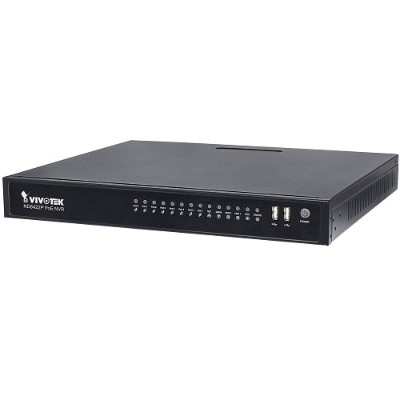 Vivotek ND8422P 16 Channel Embedded Plug and Play NVR