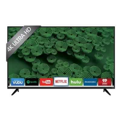 Vizio D50U-D1 D50U-D1 - 50 Class (49.5 viewable) - D-Series LED TV - Smart TV - 4K UHD (2160p) - full array