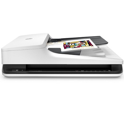 HP Inc. L2747A#BGJ ScanJet Pro 2500 f1 Flatbed Scanner