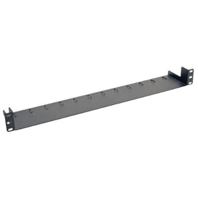 TrippLite SRCABLETRAY1U Rack Enclosure Server Cabinet Horizontal Cable Management Tray 1URM