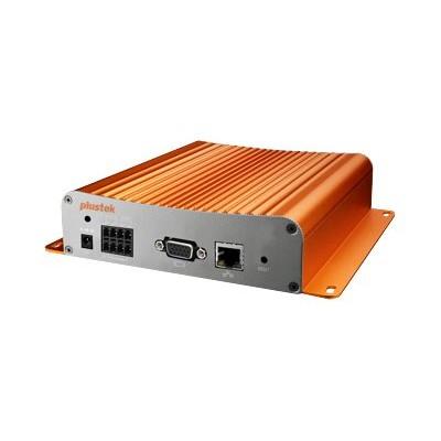 Plustek NR388P00HD000-ED1 NVR Slim388Pro - Standalone NVR - 8 channels - networked