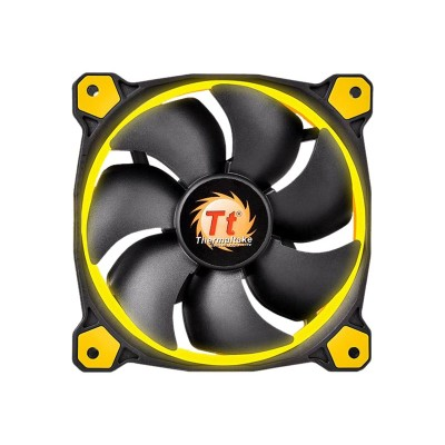 ThermalTake CL-F039-PL14YL-A Riing 14 LED - Case fan - 140 mm
