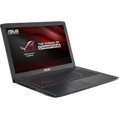 ASUS GL552VW-DH71 ROG GL552VW-DH71 Intel Core i7-6700HQ Quad-Core 2.60GHz Gaming Laptop - 16GB RAM 1TB HDD 15.6 Full HD DL DVDRW\/CD-RW 802.11 ac Bluetooth
