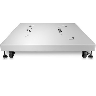 HP Inc. F2G70A-OB LaserJet Printer Stand (Open Box Product  Limited Availability  No Back Orders)