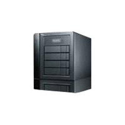 Promise P2R4HD12US Pegasus2 R4 - Hard drive array - 12 TB - 4 bays (SATA-600) - HDD 3 TB x 4 - Thunderbolt 2 (external)