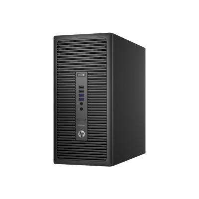 HP Inc. P5U67UT#ABA Smart Buy ProDesk 600 G2 Intel Core i7-6700 Quad-Core 3.40GHz Tower PC - 4GB RAM  1TB HDD  DVDRW  Gigabit Ethernet
