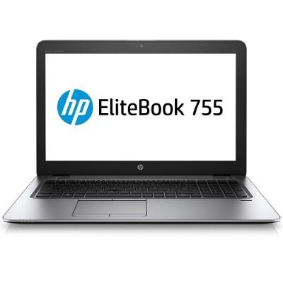 HP Inc. T3L73UT#ABA Smart Buy EliteBook 755 G3 AMD Pro A8-8600B Quad-Core 1.60GHz Notebook PC - 4GB RAM  500GB HDD  15.6 LED HD  Gigabit Ethernet  802.11a/b/g/n