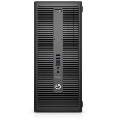 HP Inc. P4K16UT#ABA Smart Buy EliteDesk 800 G2 Intel Core i5-6500 Quad-Core 3.20GHz Tower PC - 8GB RAM  500GB HDD  Slim DVDRW  Gigabit Ethernet