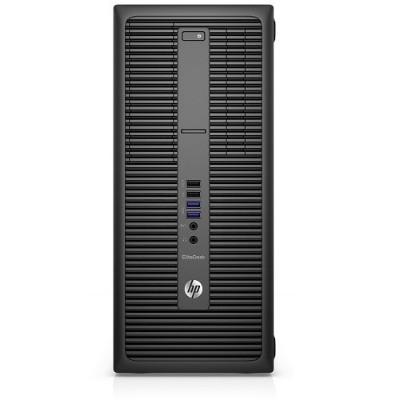 HP Inc. P4K18UT#ABA Smart Buy EliteDesk 800 G2 Intel Core i7-6700 Quad-Core 3.40GHz Tower PC - 4GB RAM  500GB HDD  Slim DVDRW  Gigabit Ethernet