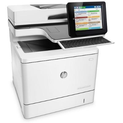 HP Inc. B5L54A#BGJ Color LaserJet Enterprise Flow MFP M577c