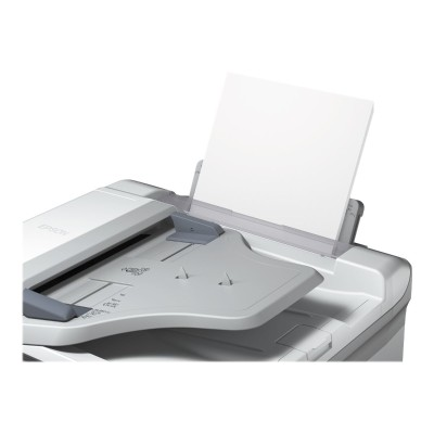 Epson C11CD45201 WorkForce Pro WF-8590 - Multifunction printer - color - ink-jet - 17.5 in x 12 in (original) - A3 (media) - up to 22 ppm (copying) - up to 34 p