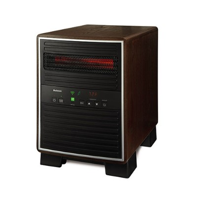 Jarden Home Environment HRH7404WE-NM 1500 Watt WEMO Controlled Space Heater - Use your iPhone to warm up the room.