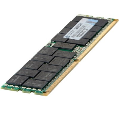 Hewlett Packard Enterprise 820077-B21 4GB (1x4GB) Single Rank x4 PC3-12800E (DDR3-1600) Unbuffered CAS-11 Memory Kit