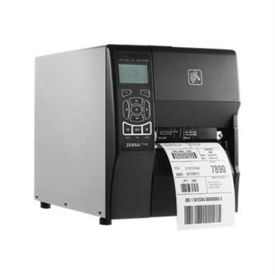 Zebra Tech ZT23042-D01100FZ-OB ZT200 Series ZT230 - Label printer - monochrome - direct thermal - Roll (4.5 in) - 203 dpi - up to 359.1 inch/min - parallel  USB