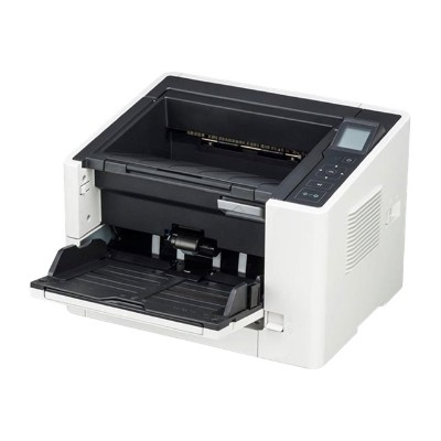 Panasonic KV-S2087 KV-S2087 - Document scanner - Duplex - 8.5 in x 14 in - 600 dpi x 600 dpi - up to 85 ppm (mono) / up to 170 ppm (color) - ADF (200 sheets) -