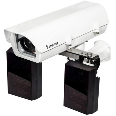 Vivotek IP816A-LPC-40 2MP 40mm Fixed Network Camera with License Plate Capture Solution
