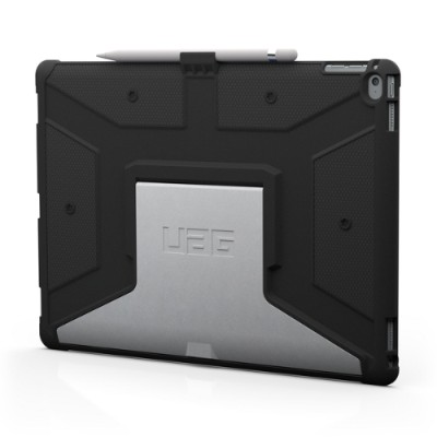 Urban Armor Gear UAG-IPDPRO-BLK-VP Scout Case for iPad Pro - Black