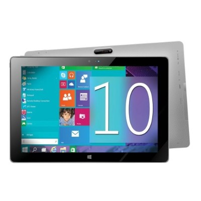 Supersonic SC-1021W SC-1021W Tablet 10.1  1 GB - Intel Atom Z3735G Quad-core (4 Core) 1.33 GHz - 16 GB - Windows 10