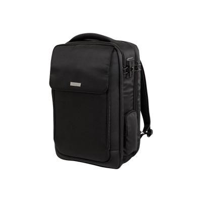 Kensington K98618WW SecureTrek Laptop Overnight - Notebook carrying backpack - 17 - black