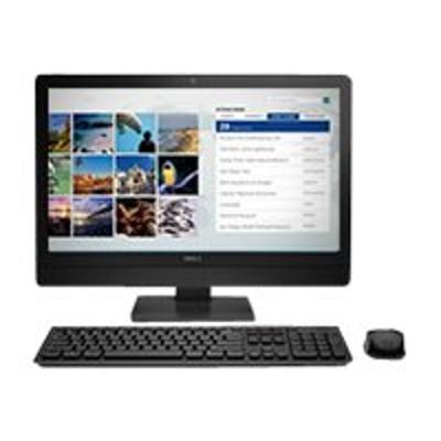 Dell F6NVC OptiPlex 7440 - All-in-one - 1 x Core i5 6500 / 3.2 GHz - RAM 8 GB - HDD 500 GB - DVD-Writer - HD Graphics 530 - GigE - WLAN : 802.11a/b/g/n/ac  Blue