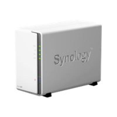 Synology DS216SE Disk Station DS216se - NAS server - 2 bays - SATA 6Gb/s - RAID 0  1  JBOD - Gigabit Ethernet