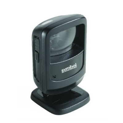 Zebra Tech DS9208-SR4NNR28Z Symbol DS9208 Omnidirectional Hands-Free Presentation Imager Verifone Ruby Kit: includes Standard Range Scanner  7ft Straight Verifo