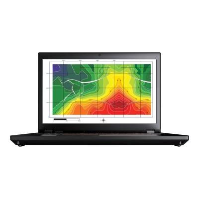 Lenovo 20ER000NUS ThinkPad P70 20ER - Xeon E3-1505MV5 / 2.8 GHz - Win 7 Pro 64-bit (includes Win 10 Pro 64-bit License) - 16 GB RAM - 512 GB SSD NVMe - DVD-Writ