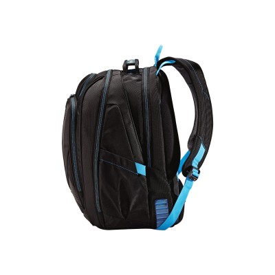 Samsonite 66256-2844 Viz Air Laptop Backpack - Notebook carrying backpack - 15.6 - black electric blue