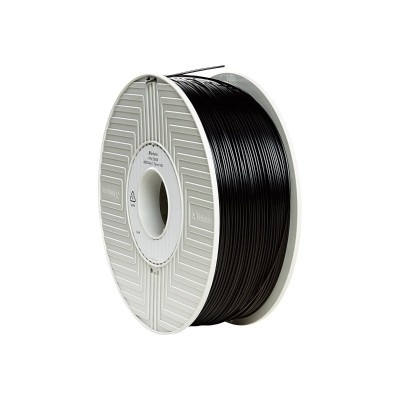 Verbatim 55000 Black - 2.2 lbs - ABS filament ( 3D )