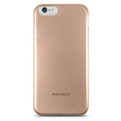 MacAlly Peripherals SNAPP6LCH Metallic Snap-On Case for iPhone 6/6s Plus - Gold