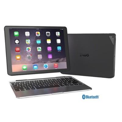 ZAGG ID7ZF2-BB0 Slim Book for iPad Pro - Ultra-Slim Keyboard & Detachable Case