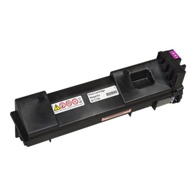 Ricoh 407843 Magenta - original - toner cartridge - for  SP C730DN