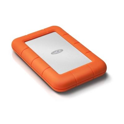 LaCie LAC9000633 4TB Rugged Mini Portable Hard Drive