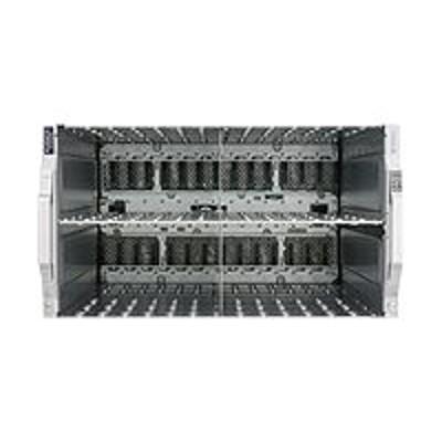 Super Micro MBE-628E-420 Supermicro MicroBlade MBE-628E-420 - Rack-mountable - 6U - up to 28 blades - power supply - hot-plug
