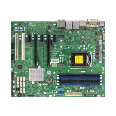 Super Micro MBD-X11SAE-O X11SAE LGA1151 Socket ATX Motherboard