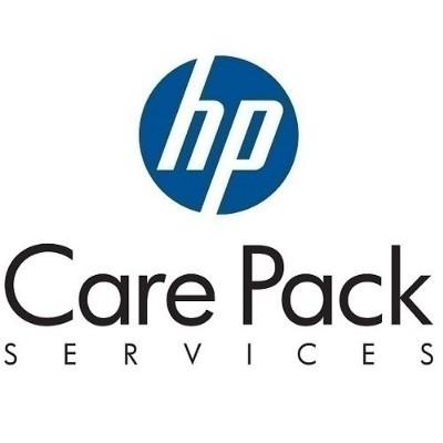 Hewlett Packard Enterprise U4PK8E 4-year Same Business Day Virtual Connect FlexFabric Foundation Care Service