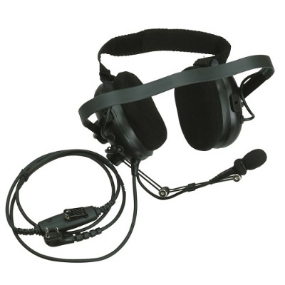 Kenwood KHS-10-BH Heavy Duty Noise Cancelling Headset
