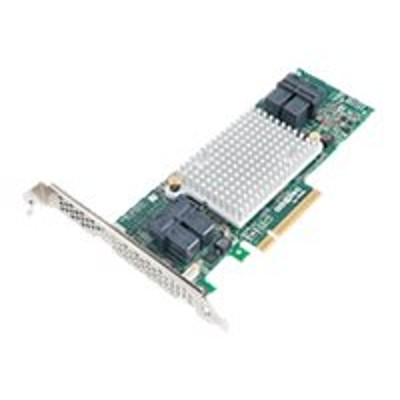 Adaptec 2288400-R HBA 1000 16i - Storage controller - 16 Channel - SATA / SAS 12Gb/s low profile - 1.2 GBps - PCIe 3.0 x8