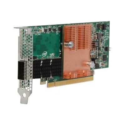Intel 100HFA016LS Omni-Path Host Fabric Interface Adapter 100 Series - Network adapter - PCIe 3.0 x16 low profile