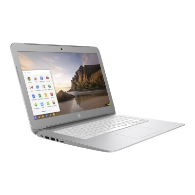 HP Inc. N8J80UA#ABA Chromebook 14-ak050nr - Celeron N2940 / 1.83 GHz - Chrome OS - 4 GB RAM - 16 GB eMMC - 14 IPS 1920 x 1080 (Full HD) - HD Graphics - Wi-Fi -