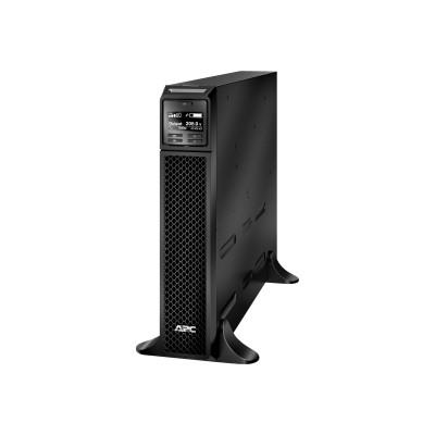 APC SRT3000XLT Smart-UPS SRT 3000VA - UPS - AC 208/240 V - 2700 Watt - 3000 VA - USB - output connectors: 3 - black