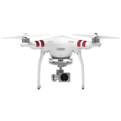 DJI CP.PT.000168 Phantom 3 Standard Quadcopter with 2.7K Camera and 3-Axis Gimbal