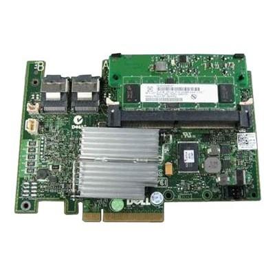 Dell 405-AADX PERC H730 - Storage controller (RAID) - 8 Channel - SATA 6Gb/s / SAS 12Gb/s low profile - 1.2 GBps - RAID 0  1  5  6  10  50  JBOD  60 - PCIe 3.0