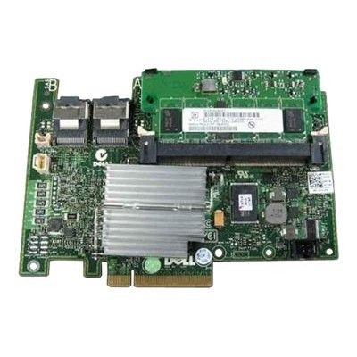 Dell 405-AAER PERC H830 - Storage controller (RAID) - 8 Channel - SAS 12Gb/s low profile - 1.2 GBps - RAID 0  1  5  6  10  50  JBOD  60 - PCIe 3.0 x8 - for Powe