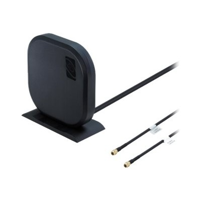 CradlePoint 170669-000 Antenna - wall mountable  desktop - indoor  outdoor - LTE - 4.76 dBi (for 698-824 MHz)  3.42 dBi (for 824-894 MHz)  3.07 dBi (for 880-960