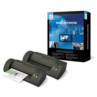 Pen Power SWCDA6B1UN Business Card Management Solution for Mobile Enterprise - (25 Users + 2 Scanners)